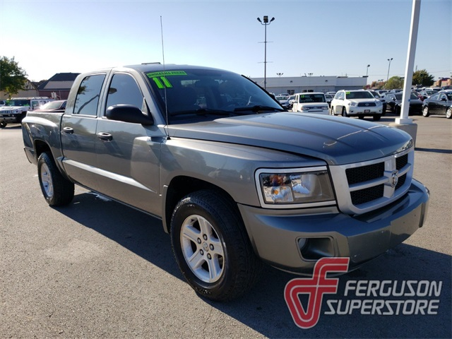 Pre-Owned 2011 Dodge Dakota Big Horn