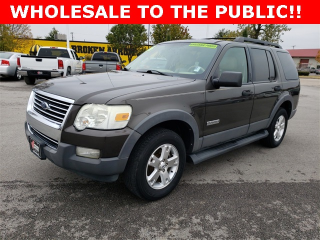 Pre-Owned 2006 Ford Explorer XLT