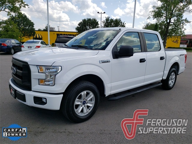 Pre-Owned 2015 Ford F-150 XL