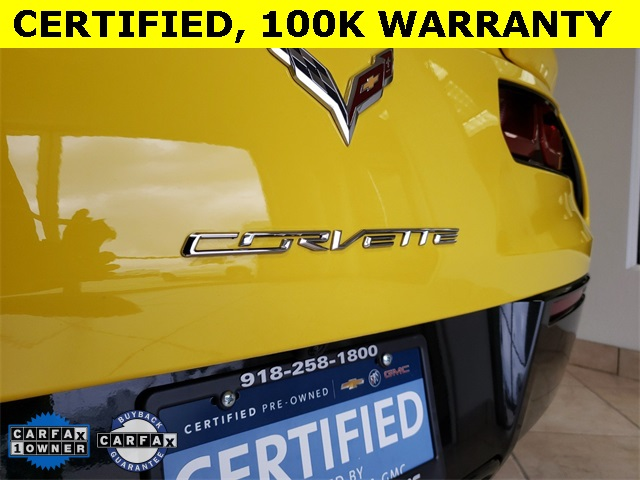 Certified Pre-Owned 2018 Chevrolet Corvette Stingray Z51