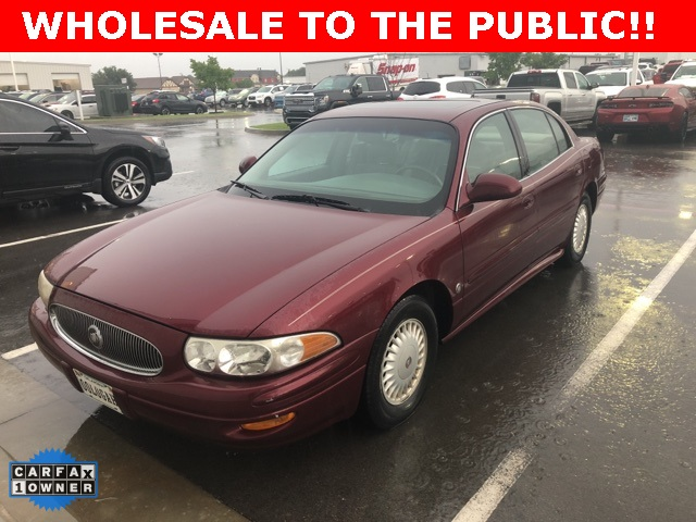 Pre-Owned 2000 Buick LeSabre Custom FWD 4D Sedan near Tulsa, OK