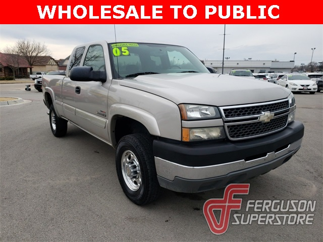 Pre-Owned 2005 Chevrolet Silverado 2500HD LS