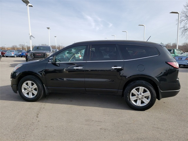 Pre-Owned 2013 Chevrolet Traverse 2LT