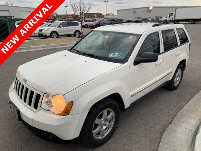 Pre Owned 2010 Jeep Grand Cherokee Laredo