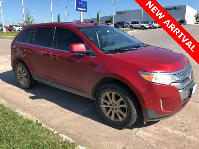 Pre-Owned 2011 Ford Edge Limited
