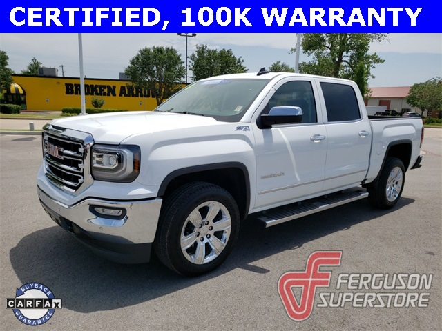 Certified Pre-Owned 2018 GMC Sierra 1500 SLT