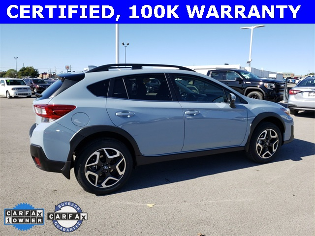Certified Pre-Owned 2019 Subaru Crosstrek 2.0i Limited