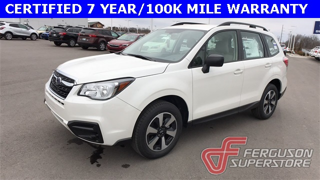 Certified Pre-Owned 2018 Subaru Forester 2.5i