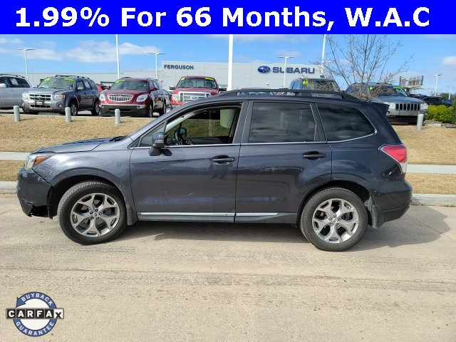 Certified Pre-Owned 2018 Subaru Forester 2.5i Touring