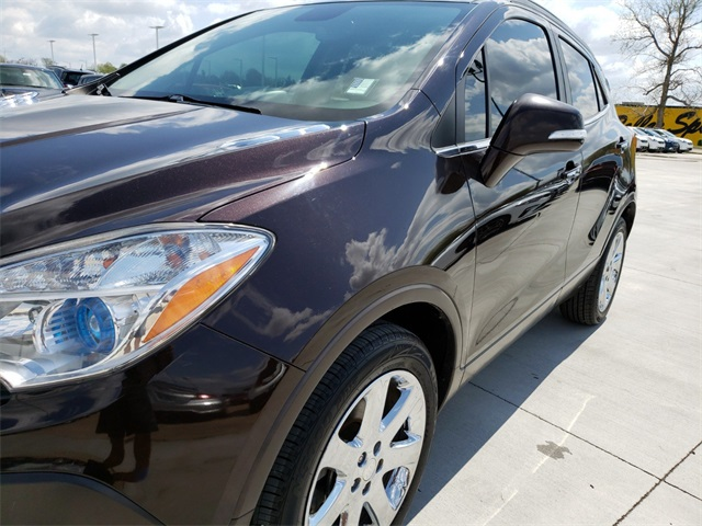 Pre-Owned 2014 Buick Encore Leather