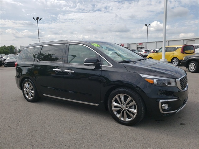 Certified Pre-Owned 2018 Kia Sedona SX Limited