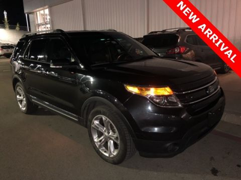Pre-Owned 2013 Ford Explorer Limited AWD near Tulsa, OK