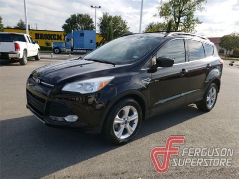 Pre-Owned 2013 Ford Escape SE FWD 4D Sport Utility near Tulsa, OK