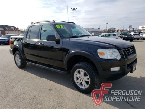 Pre-Owned 2007 Ford Explorer Sport Trac XLT 4WD near Tulsa, OK