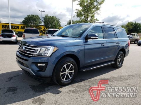 Pre-Owned 2018 Ford Expedition XLT 4WD near Tulsa, OK