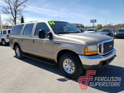 Pre-Owned 2000 Ford Excursion XLT RWD 4D Sport Utility near Tulsa, OK