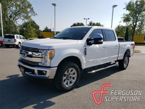 Pre-Owned 2017 Ford F-250SD Lariat 4WD near Tulsa, OK