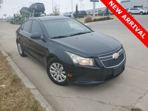 Pre-Owned 2011 Chevrolet Cruze 1LT FWD 4D Sedan near Tulsa, OK