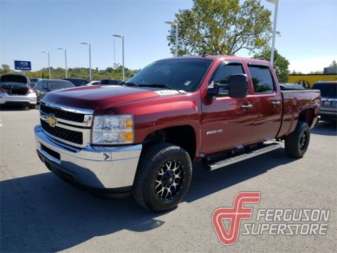 Pre-Owned 2013 Chevrolet Silverado 2500HD LT 4WD near Tulsa, OK