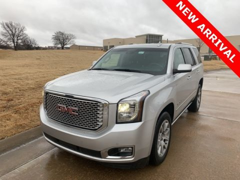 Pre-Owned 2015 GMC Yukon Denali With Navigation & 4WD near Tulsa, OK