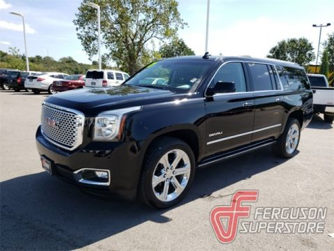 Pre-Owned 2017 GMC Yukon XL Denali With Navigation & 4WD near Tulsa, OK
