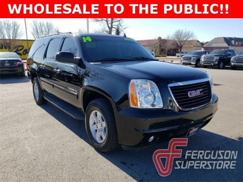 Pre-Owned 2014 GMC Yukon XL SLT 1500 4WD near Tulsa, OK