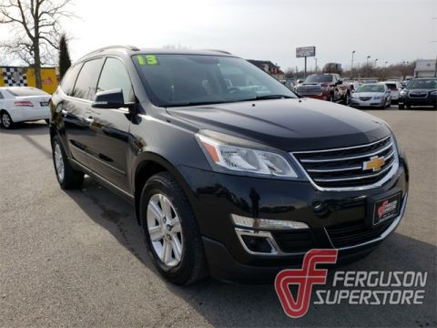 Pre-Owned 2013 Chevrolet Traverse 2LT AWD near Tulsa, OK