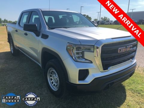 Certified Pre-Owned 2019 GMC Sierra 1500 Base 4WD near Tulsa, OK