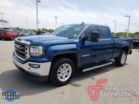 Certified Pre-Owned 2016 GMC Sierra 1500 SLE 4WD near Tulsa, OK
