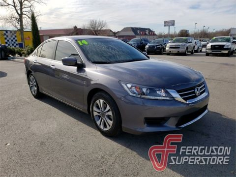 Pre-Owned 2014 Honda Accord LX FWD 4D Sedan near Tulsa, OK