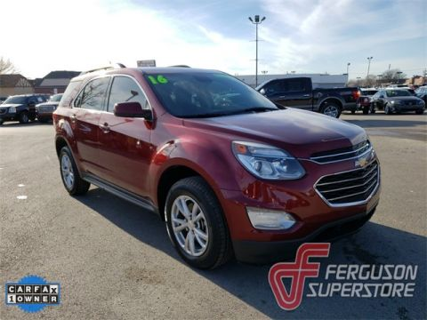 Pre-Owned 2016 Chevrolet Equinox LT FWD 4D Sport Utility near Tulsa, OK