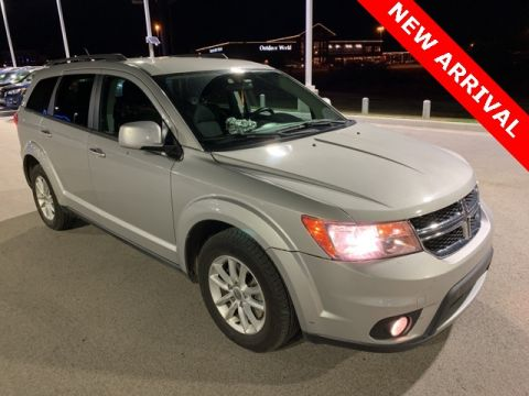 Pre-Owned 2014 Dodge Journey SXT FWD 4D Sport Utility near Tulsa, OK