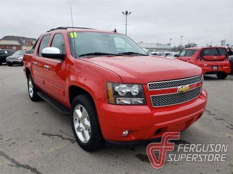 Pre-Owned 2011 Chevrolet Avalanche 1500 LT 4WD near Tulsa, OK