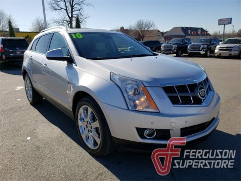 Pre-Owned 2010 Cadillac SRX Premium With Navigation near Tulsa, OK