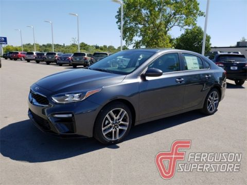 New 2019 Kia Forte S FWD 4D Sedan near Tulsa, OK