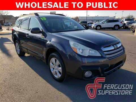 Pre-Owned 2013 Subaru Outback 2.5i AWD near Tulsa, OK
