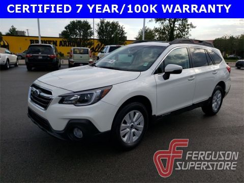 Certified Pre-Owned 2019 Subaru Outback 2.5i AWD near Tulsa, OK