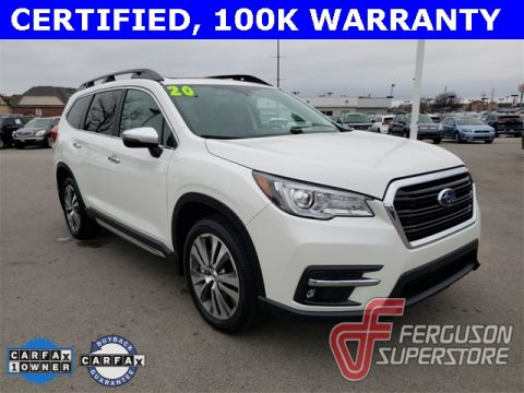 Certified Pre-Owned 2020 Subaru Ascent Touring With Navigation & AWD near Tulsa, OK