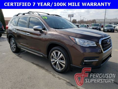 Certified Pre-Owned 2019 Subaru Ascent Touring With Navigation & AWD near Tulsa, OK