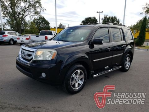 Pre-Owned 2011 Honda Pilot Touring With Navigation & 4WD near Tulsa, OK