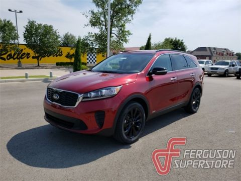 New 2019 Kia Sorento S AWD near Tulsa, OK
