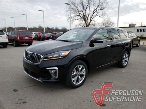 New 2019 Kia Sorento SX With Navigation near Tulsa, OK