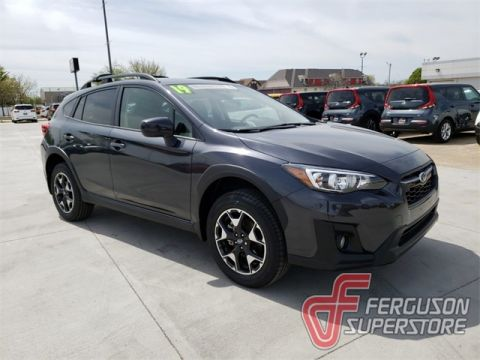 Certified Pre-Owned 2019 Subaru Crosstrek 2.0i Premium AWD near Tulsa, OK