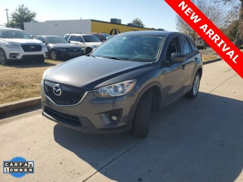 Pre-Owned 2014 Mazda CX-5 Grand Touring With Navigation near Tulsa, OK