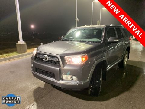 Pre-Owned 2013 Toyota 4Runner 4WD near Tulsa, OK