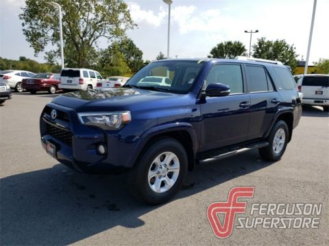 Pre-Owned 2016 Toyota 4Runner SR5 Premium With Navigation near Tulsa, OK