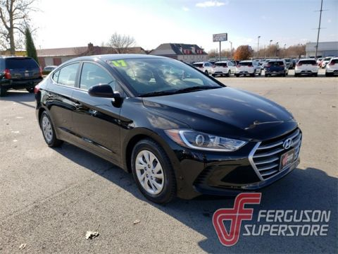Pre-Owned 2017 Hyundai Elantra SE FWD 4D Sedan near Tulsa, OK