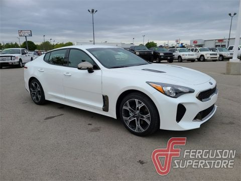 New 2020 Kia Stinger GT-Line AWD near Tulsa, OK