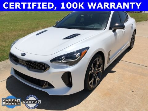 Certified Pre-Owned 2018 Kia Stinger GT2 With Navigation near Tulsa, OK