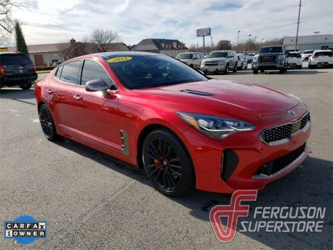 Pre-Owned 2018 Kia Stinger GT2 With Navigation & AWD near Tulsa, OK